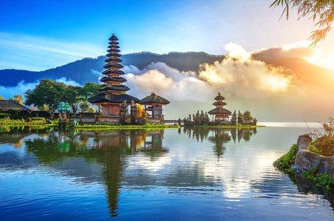 Téli vakáció az Indozén szigetvilágban, Balin