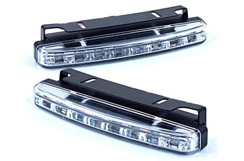2 db 8 LED-es nappali menetfény