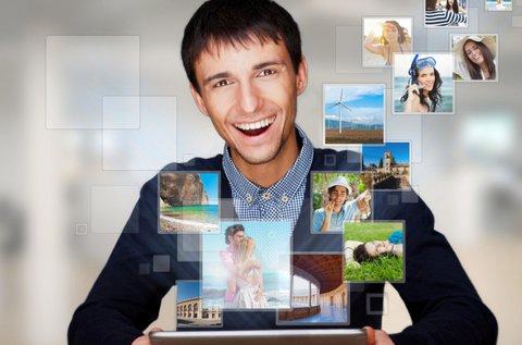 500 db fotó digitalizálása profi minőségben