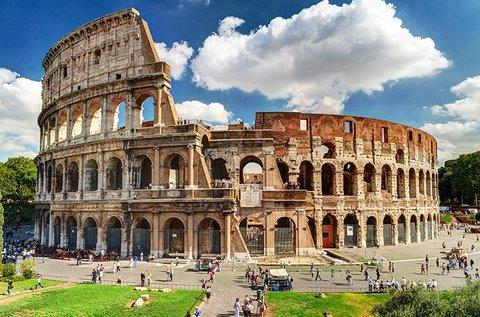 Novemberi hosszú hétvége Rómában, buszos úttal