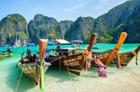 1 hetes trópusi vakáció januárban Thaiföldön