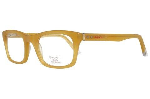 Gant mézszínű szemüvegkeret férfiaknak