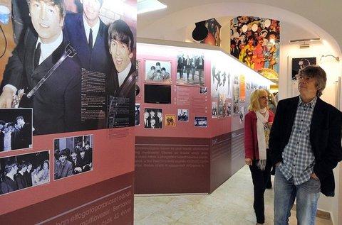 Belépő 1 főnek az Egri Road Beatles Múzeumba