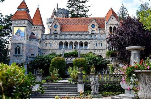 Székesfehérvári pihenés Bory-vár belépővel