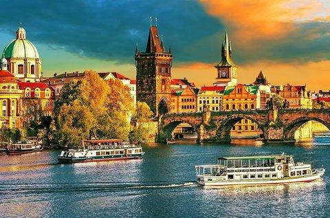 3 napos téli barangolás a családdal Prágában