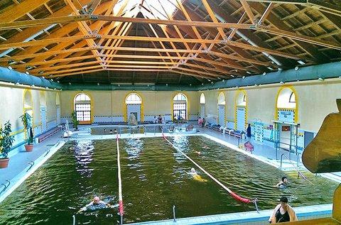 3 napos gondűző év végi fürdőzés Gyulán