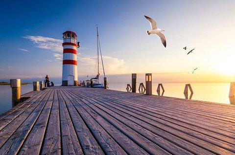 Romantikus feltöltődés a Fertő-tónál, hétvégén is