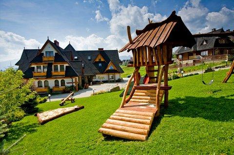 3 napos hegyvidéki pihenés év végéig Zakopánéban