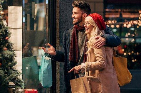 Karácsony előtti bevásárlótúra Ausztriában
