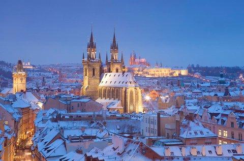 3 napos hangulatos téli pihenés Prágában