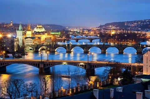 Hangulatos látogatás novembertől Prágában