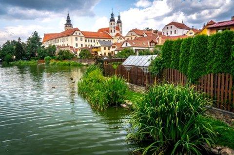 Téli feltöltődés várbelépővel Csehországban