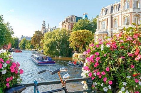 Családi kiruccanás a sokszínű Amszterdamba