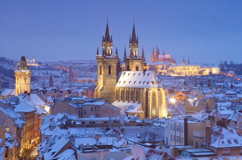 3 napos tökéletes téli kikapcsolódás Prágában