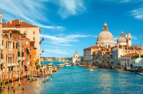 Téli pihenés Velencében, a vizek városában