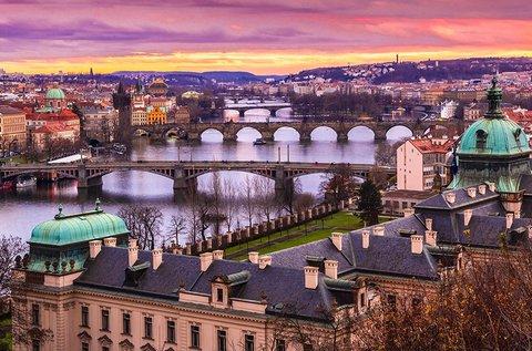 3 napos nyugodt pihenés március végéig Prágában