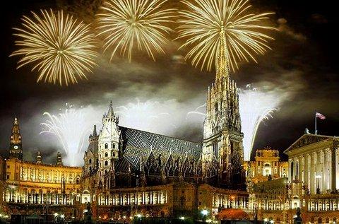 Szilveszteri kiruccanás az osztrák fővárosba, Bécsbe