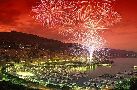 Búcsúztasd az óévet a gyönyörű Monacóban!