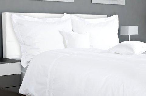 7 részes ágyneműhuzat garnitúrahófehér színben