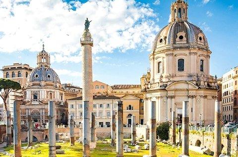 3 napos késő őszi vagy téli kikapcsolódás Rómában