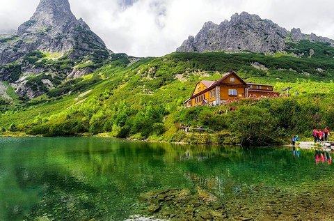 Bakancsos túra 1 főnek a szlovákiai Zöld-tóhoz