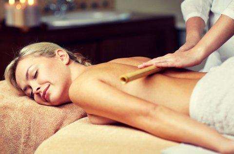 60 perces relaxáló perui masszázs teljes testre