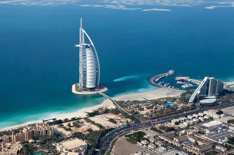 1 hetes nyári körutazás a Közel-Keleten repülővel