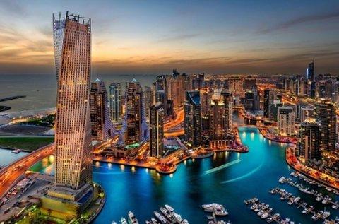 1 hetes körutazás Dubaiban és az Emírségekben