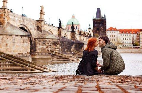 3 napos élménydús pihenés Prágában, hétvégén is