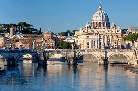 3 napos téli barangolás Rómában, hétvégén is