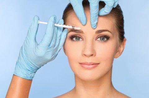 Injekciós MD GUNA kollagén biolifting ránctalanítás