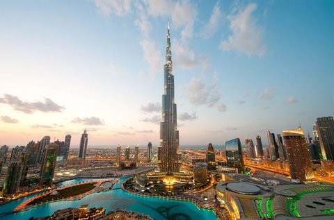 1 hetes vakáció a fényűző Dubaiban repülővel