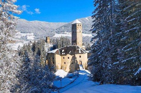 Hangulatos téli pihenés a dél-tiroli Dolomitokban