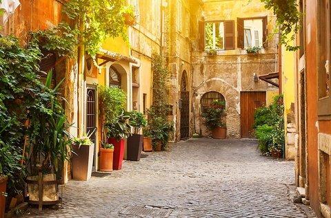 3 napos barangolás az örök Rómában