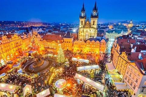 Hétvégi kiruccanás Prágába sörgyár látogatással