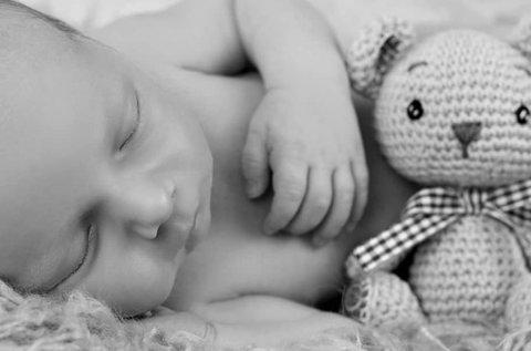 Örök emlék kisbabádról újszülött fotózással