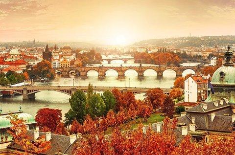 Páros pihenés az arany városban, Prágában