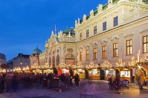 Buszos kirándulás Bécsbe Operaház látogatással