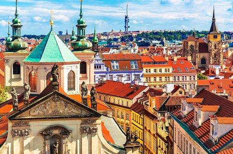 3 napos felfrissülés a cseh fővárosban, Prágában
