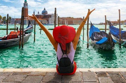 Késő őszi utazás a lagúnák világába, Olaszországba
