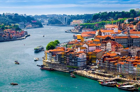 4 napos téli városnézés Portóban repülővel