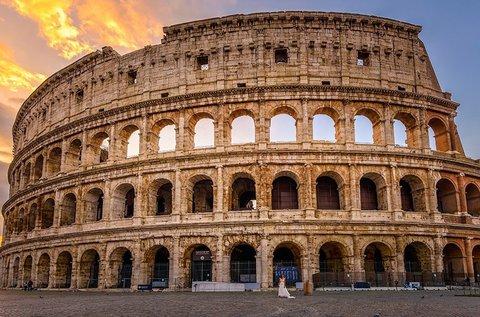 Év végi városlátogatás Rómában repülővel