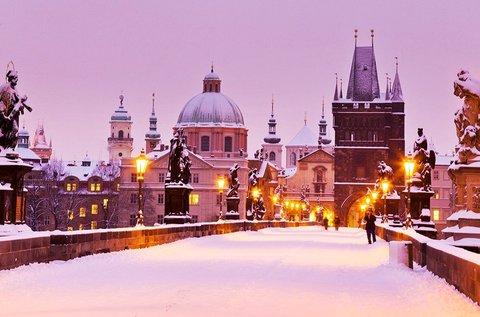 3 napos barangolás március végéig Prágában