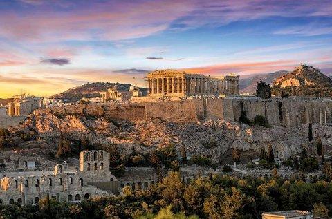 4 napos téli városlátogatás Athénban repülővel