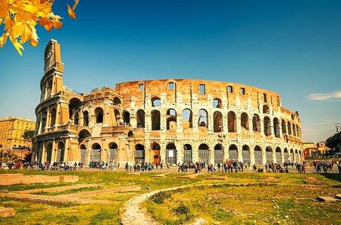 4 napos kikapcsolódás a csodás Rómában repülővel
