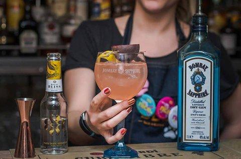 Party Pack italcsomag akár 6 főnek a Király utcában