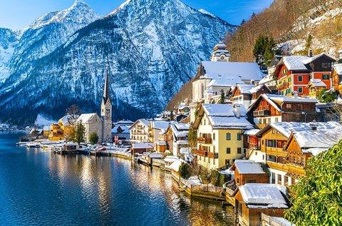 Adventi kirándulás Hallstattba és Salzburgba