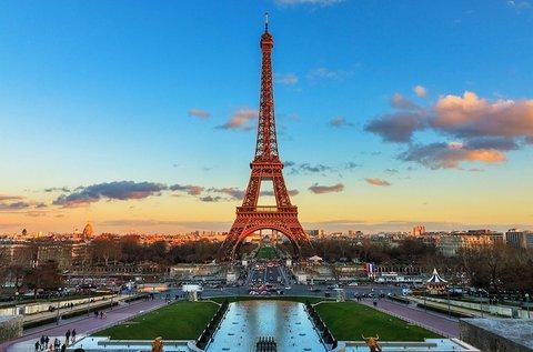 Őszi látogatás Párizsban, a fények városában