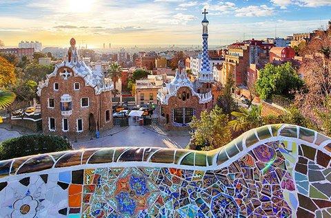 Fedezzétek fel a katalán fővárost, Barcelonát!