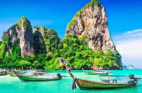Egzotikus vakáció a mesés Thaiföldön repülővel